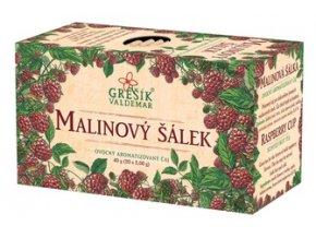 Malinový šálek