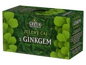 Zelený s ginkem