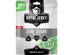 zero sugar package 40g nahled transparentní