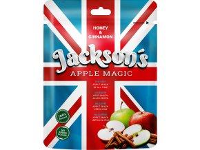 jacksons apple package transparent nahled