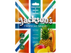 jacksons tropical package transparent nahled