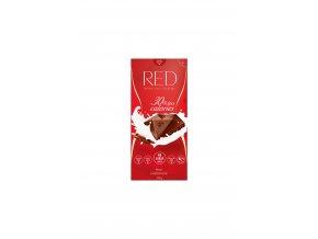 188 1 red mlecna cokolada bez pridaneho cukru 100 g