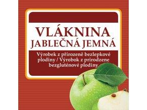 vlaknina jablecna jemna