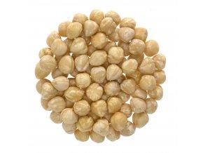 Lískové ořechy Blanšírované, pražené