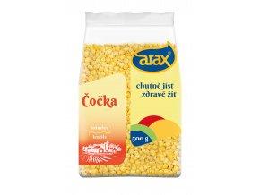 ARAX Čočka žlutá loupaná celá, FOTBAL 500g 3Dv2