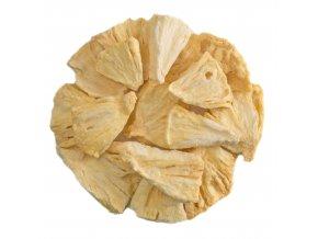 Ananas lyofilizovaný