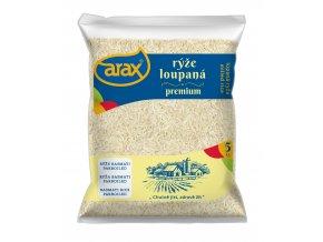 ARAX Rýže basmati parboiled 5kg 3Dv2