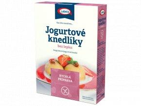 jogurtové knedlíky