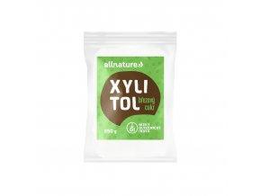 allnature xylitol brezovy cukr 250 g