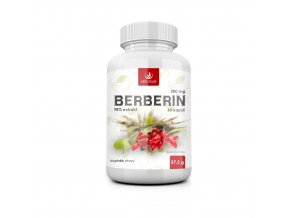 allnature berberin extrakt 98 500 mg 60 cps