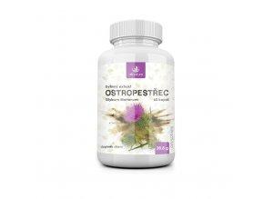allnature ostropestrec bylinny extrakt 60 cps