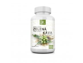 allnature zelena kava bylinny extrakt 60 cps