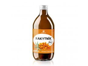 allnature rakytnik bio 500 ml