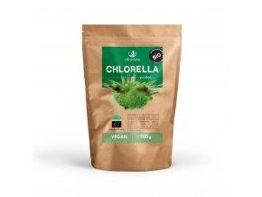 allnature chlorella prasek bio 100 g