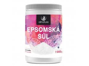epsomská sůl1000g