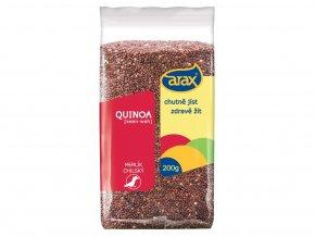 quinoa cervena 3d