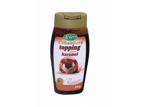 topping slaný karamel