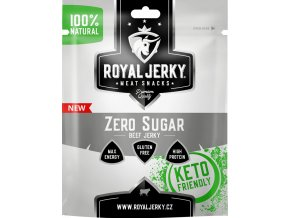 zero sugar package 22g nahled transparentní