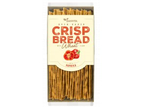 CRISP BREAD Wheat PAPRIKA