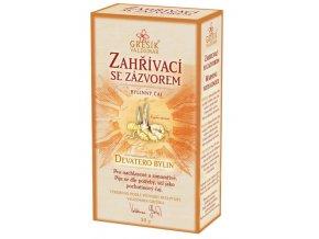 GREŠÍK Zahřívací Devatero bylin 50 g