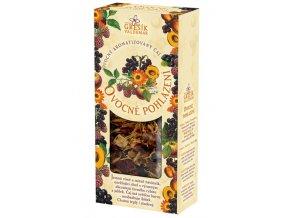 GREŠÍK Ovocné pohlazení Ovocný čaj krab. 100 g