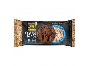 40511 Rýžové chlebíčky s mléčnou čokoládou 90g