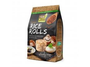 40512 Rýžové minichlebíčky houbysmetana 50g