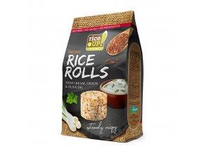 40515 Rýžové minichlebíčky smetanacibule 50g