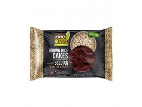 40562K Rýžové chlebíčky s hořkou čokoládou 30g