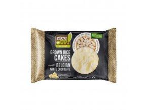 40564K Rýžové chlebíčky s bílou čokoládou 30g