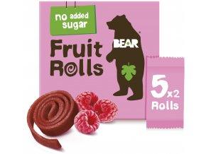 YOYO Bear Raspberry Malina 5x20g