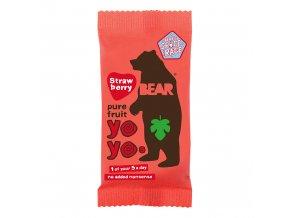 yoyo bear strawberry 20g z1
