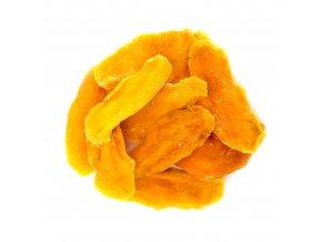 NUTSMAN Mango sušené plátky (bez AZO barviva), proslazované