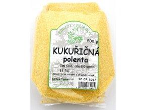 zdravi z prirody polenta instantni 500 g