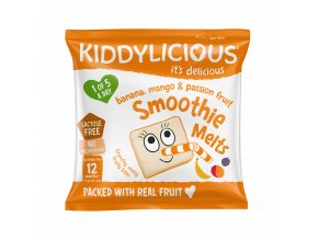 UK SMOOTHIE MELTS Mango SingleBag6g viz