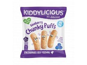 UK CHUNKY PUFFS Blueberry SingleBag10g viz