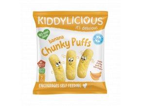UK CHUNKY PUFFS Banana SingleBag10g viz