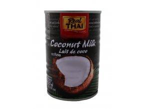 kokosove mleko tekute 400ml real thai 01