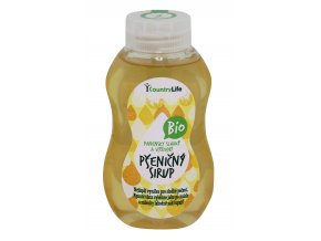 COUNTRY LIFE Sirup pšeničný 250ml