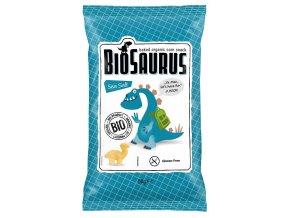 McLloyds Biosaurus  snack  mořská sůl 50 g