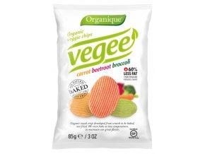 McLloyds Chips vegee BIO 85 g