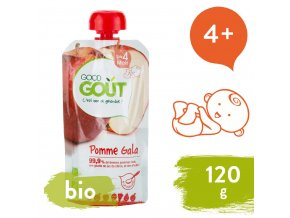 Good Gout BIO Jablko 120 g