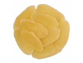 Ananas plátky, proslazené