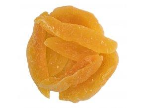 Cantaloupe plátky bez cukru a SO2