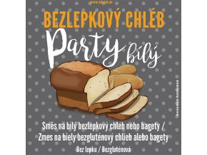 bezlepkova smes party