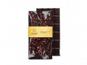 200 tabulka horke cokolady 64 procent s ruzovym peprem cokoladovna janek jpg
