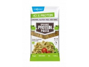 protein pasta green soybean fettuccine