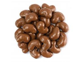 Kešu oříšky v mléčné čokoládě