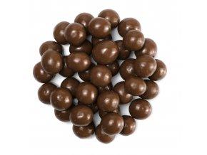 Lískové ořechy v mlléčné čokoládě
