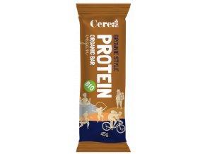 Protein bar BIO brownie style mockup web